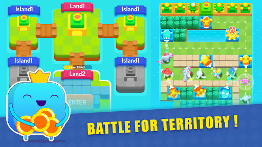 Télécharger Gratuit Island Defense - Idle game APK MOD (Astuce) screenshots 1