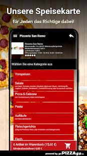 Pizzeria San Remo Oldenburg Bürgerfelde