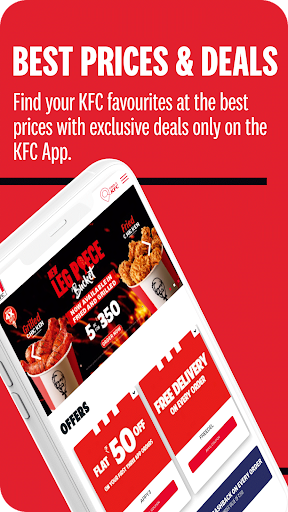 KFC Online Order and Food Delivery 5.2 Screenshots 5