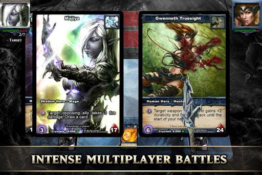 Shadow Era - Trading Card Game screenshots 1
