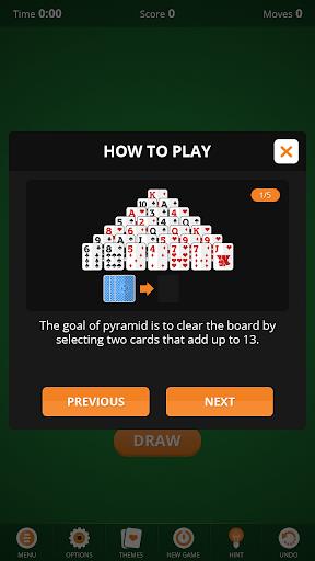 Pyramid Solitaire  screenshots 10