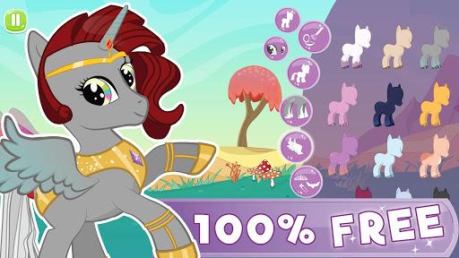 Pony Dress Up 2 screenshots 1