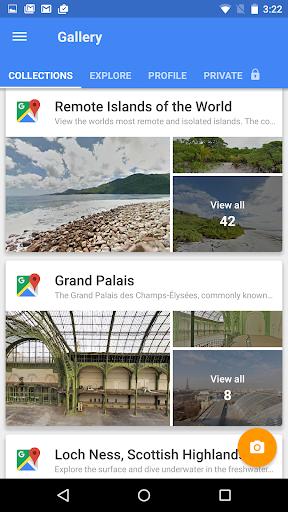 Google Street View 2.0.0.341672132 Screenshots 2