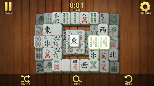 Mahjong Solitaire Classic : Tile Match Puzzle 2.1.16 screenshots 24
