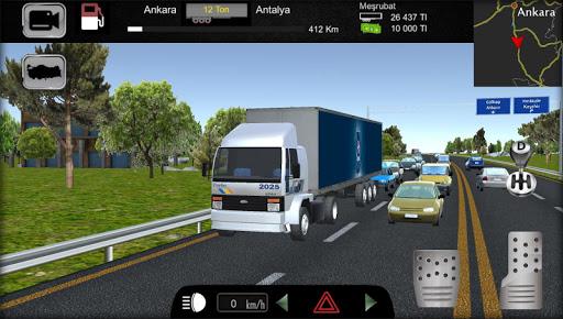 Code Triche Cargo Simulator 2019: Türkiye (Astuce) APK MOD screenshots 5