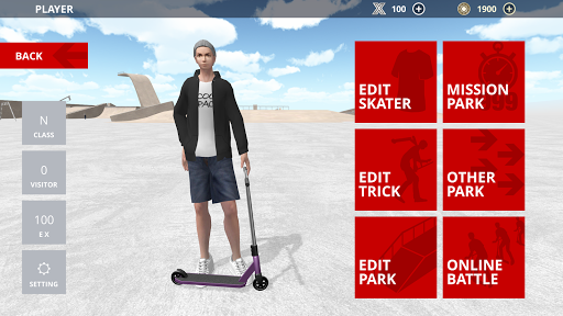 Scooter Space screenshots 5
