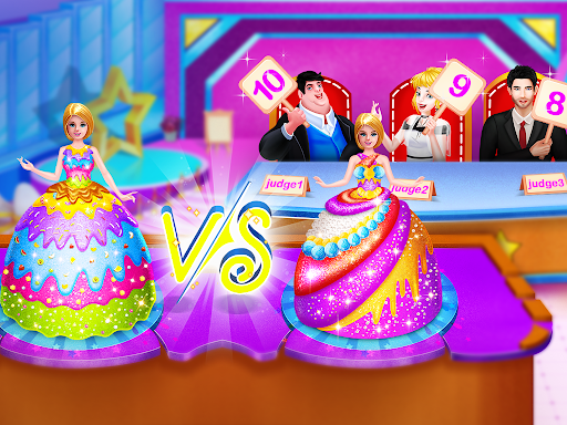 My Bakery Shop: Cake Cooking Games screenshots 5