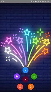 Neon Wallpaper Screenshot