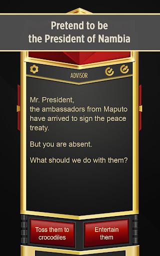 Mr. President u2013 Text Adventure screenshots 13