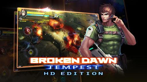 Broken Dawn:Tempest HD apkpoly screenshots 14