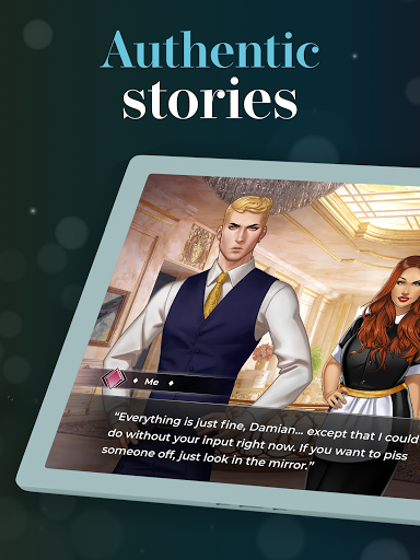 Is it Love? Stories - Interactive Love Story apkpoly screenshots 14