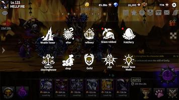 Skull Arena: Idle Hero RPG Game