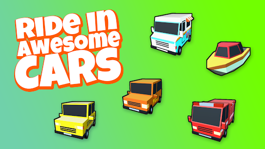 Tiny Road – Arcade cars with crazy powers Hack Online [Android & iOS] 4