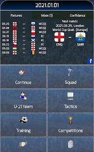 True Football National Manager 1.6.3 screenshots 1