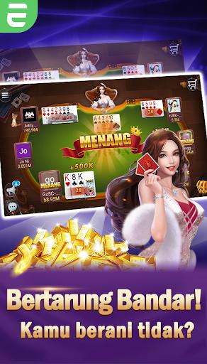 samgong samkong indo domino  gaple Adu Q  poker screenshots 4