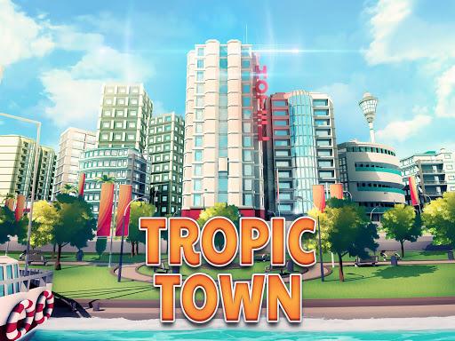 Town Building Games: Tropic City Construction Game 1.2.17 Screenshots 8