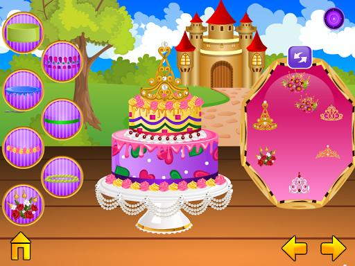 Princess birthday cake For PC Windows (7, 8, 10, 10X) & Mac Computer Image Number- 11
