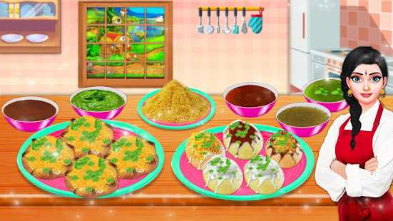 Panipuri Maker - Indian Street Food 1.1 screenshots 1