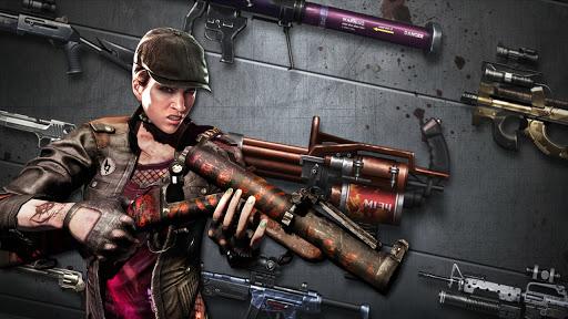 Elite Killer 3D: Zombie Offline Shooting Games-FPS apktram screenshots 6