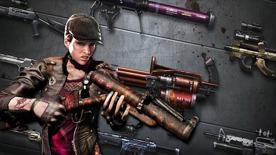 Elite Killer 3D Mod Apk: Zombie Offline Shooting (God Mode) 6