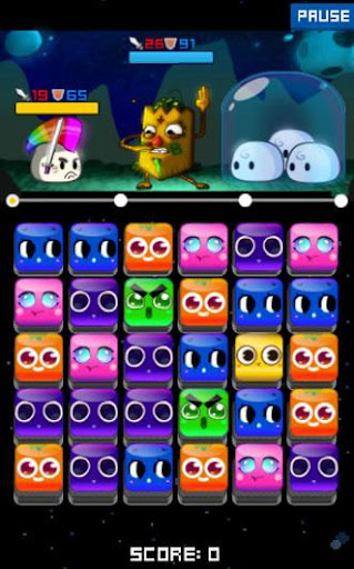 puzzle galaxy screenshot 3