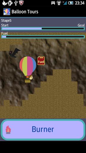 balloon tours - scrolling game screenshot 3