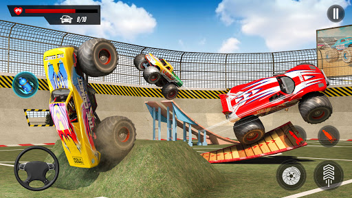 Monster Truck Destruction : Mad Truck Driving 2020 1.5 screenshots 2