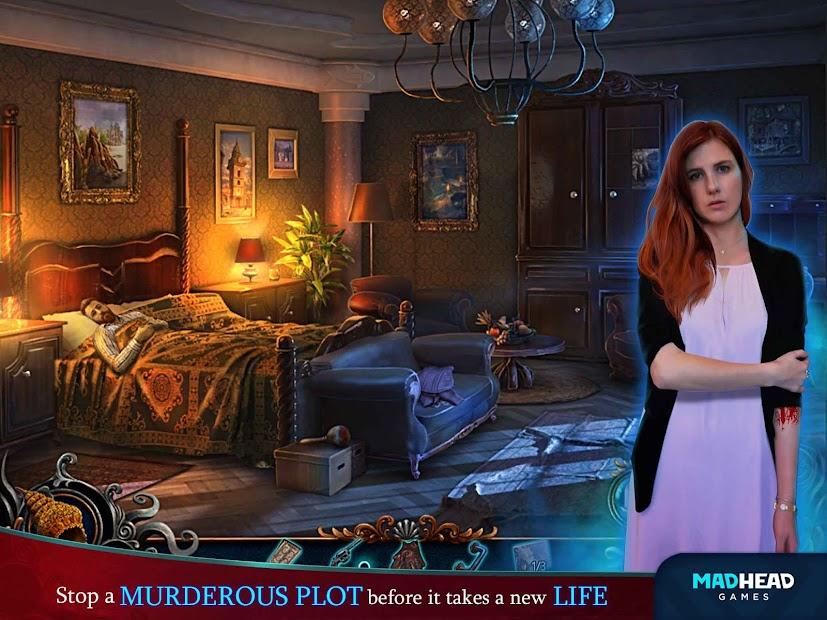 Rite of Passage: Bloodlines (Hidden Object) screenshot 10
