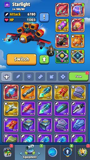 WinWing: Space Shooter Apkfinish screenshots 13