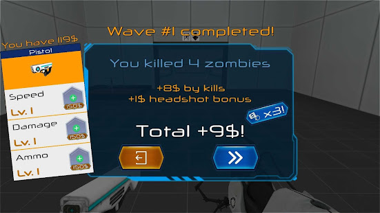 Portal Maze 2 - Aperture spacetime jumper games 3d 3.0 Screenshots 13