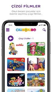 OkiDoKido: Çocuk Çizgi Film TV Full Apk İndir 1