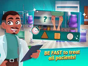 Medicine Dash - Hospital Time Management Game screenshot thumbnail