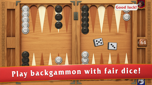 backgammon masters screenshot 1