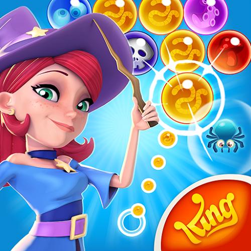 Bubble Witch 2 Saga   [Mod] 1.128.0 mod