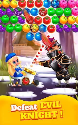 Bubble Shooter Princess Pop - Balloon & Ball Blast 5.3 screenshots 13