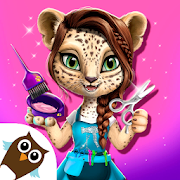 Amy's Animal Hair Salon - Cat Fashion & Hairstyles