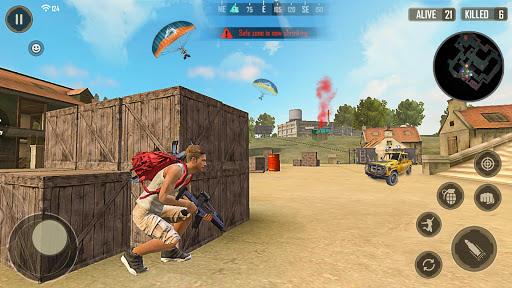 Shooting Squad Survival : Free Fire Survival Squad  Screenshots 4