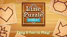 Line Puzzle: String Artのおすすめ画像1