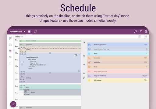 Time Planner - Schedule, To-Do List, Time Tracker 3.8.0_2 (Massive Star) Screenshots 13