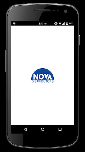 nova distributors screenshot 1