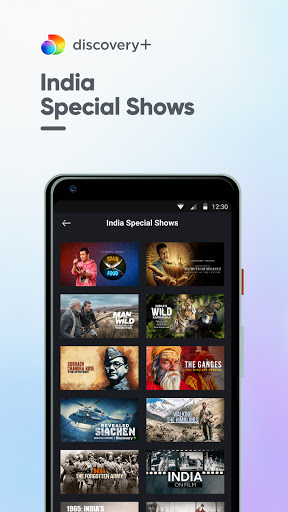 discovery+: TV Shows, Shorts, Fun Learning android2mod screenshots 2
