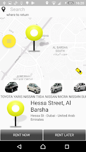Car Rental Dubai demo For Pc – Windows 10/8/7 64/32bit, Mac Download 2