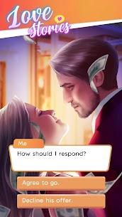 Love Stories: Choose Your Episode Mod Apk 2.15.0 (Unlimited Diamonds/Tickets) 1