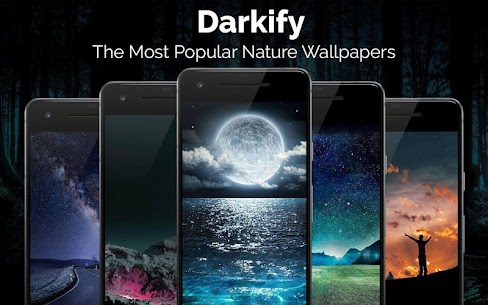 Black Wallpaper, AMOLED, Dark Background: Darkify MOD APK V10.1 – (VIP Unlocked) 2