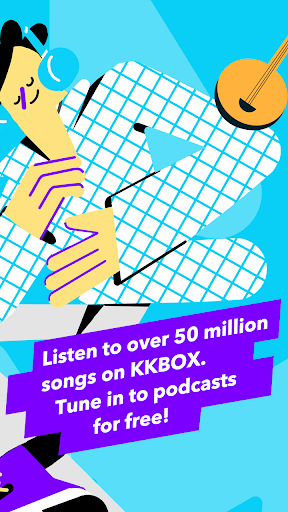 KKBOX - Music and podcasts, anytime, anywhere! screenshots 2