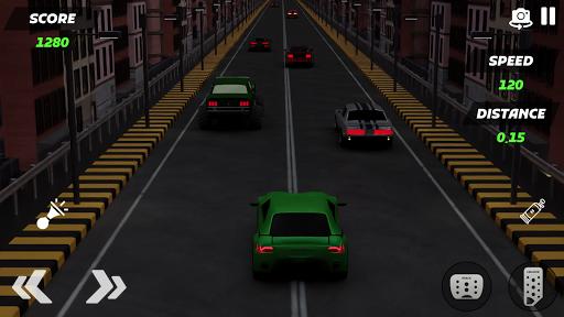 Extreme Turbo Car Racing: Traffic Simulator 2021  screenshots 3