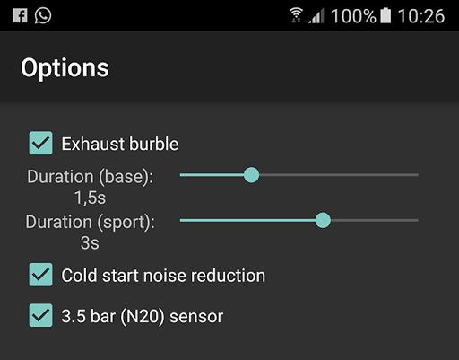 MHD N55 E-series version 2.20 Screenshots 2