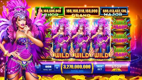 Winning Slots casino games:free vegas slot machine 7