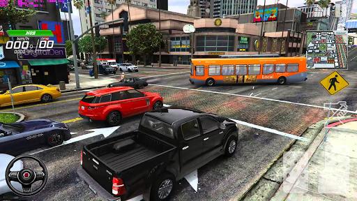 Car Driving Simulator Racing Games 2021  screenshots 9