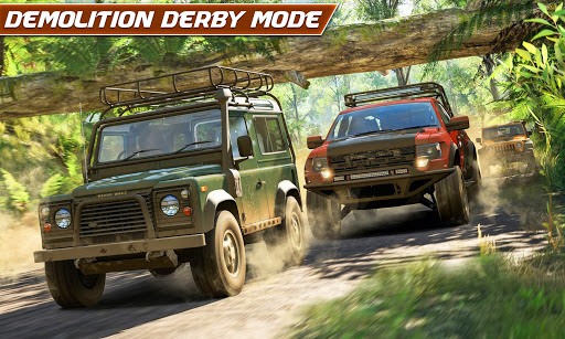 Top Offroad Simulator 2: Jeep Driving Games 2021 Varies with device screenshots 6